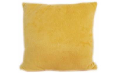 Polštářek č.60 žlutá medová