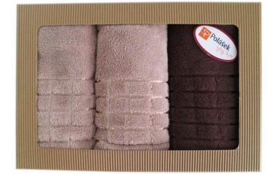 Set BAMBUS 2x ručník 1x osuška