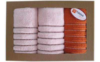Set EMA 2x ručník 1x osuška