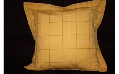 Povlak 100% bavlna Žlutá