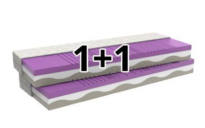 eukalyptový matrac 1+1 KALYPSÓ