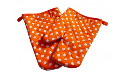 Kuchyňská chňapka oranžová