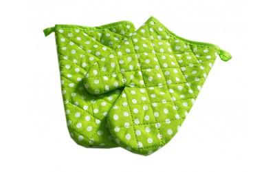 Kuchyňská chňapka zelená