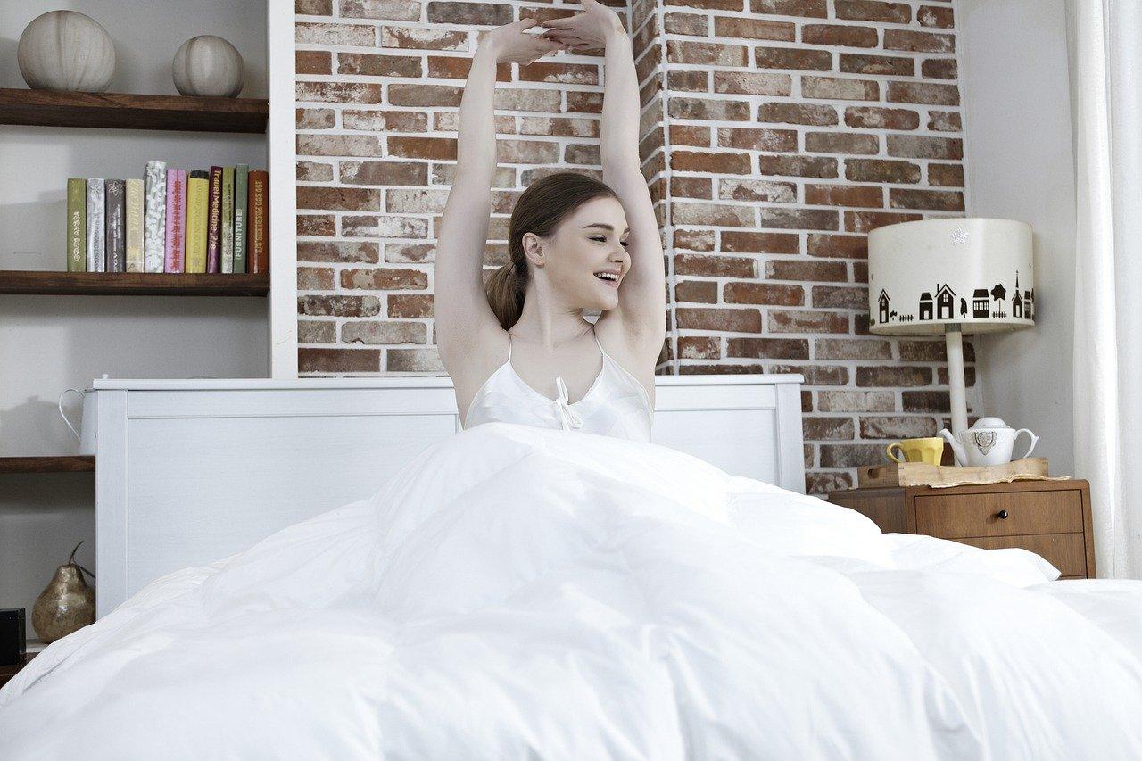 Postele a matrace pre zdravý spánok