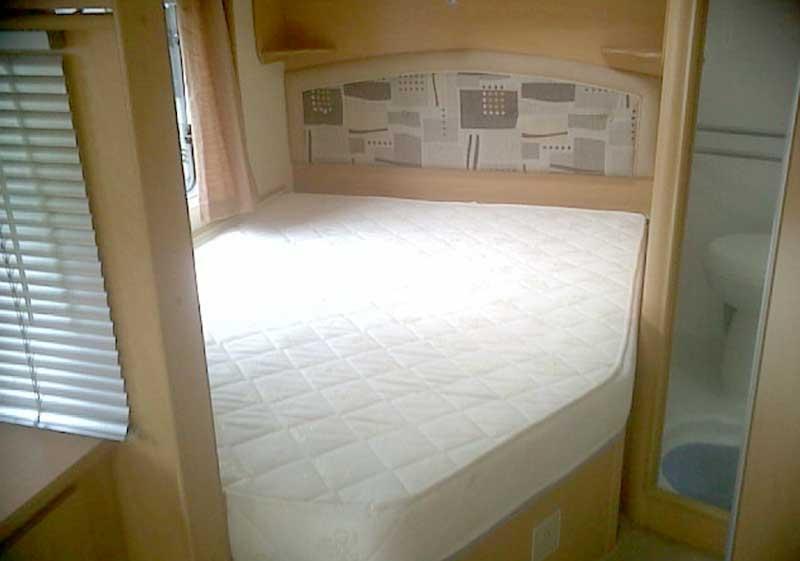 Matrace do karavanu