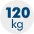 nosnosť matraca do 120 kg