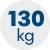 nosnosť matraca do 130 kg